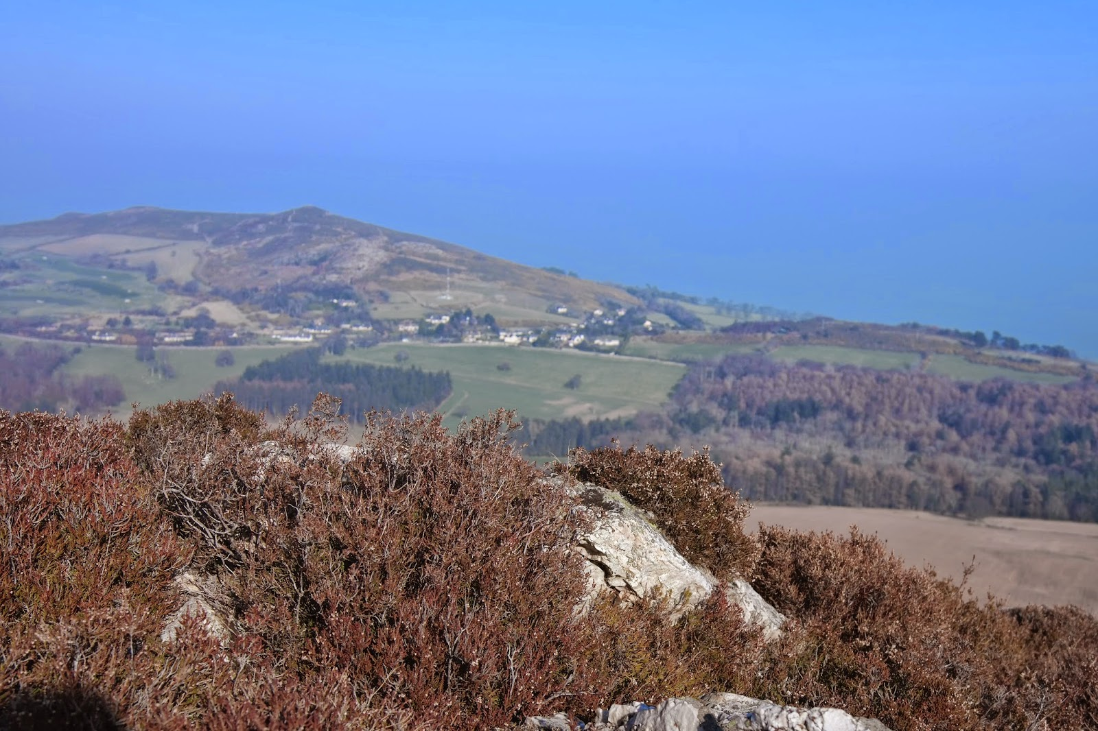 Things to do in Wicklow - The Little Sugar Loaf