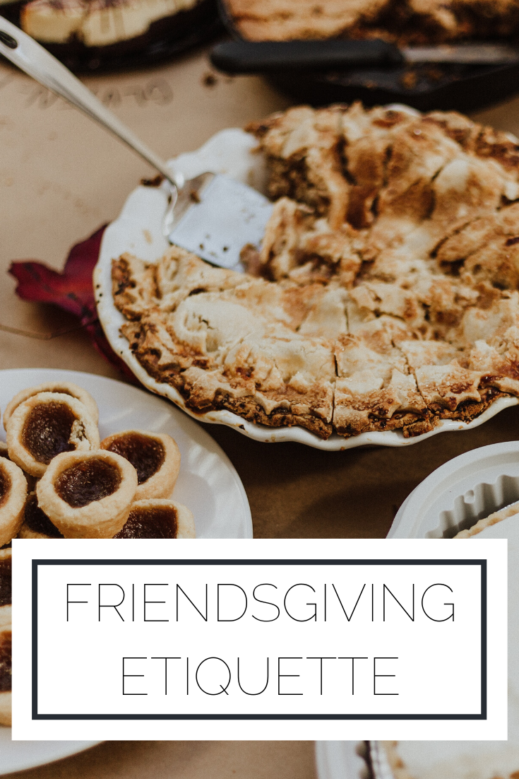 Click to read now or pin to save for later! Check out what you need to know when you attend a friendsgiving!