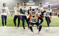 FÚTBOL AMERICANO (NFL Playoffs 2020) - Derrick Henry resulta imparable para los campeones, los Patriots