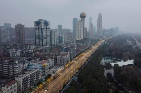 Virus Korona Masih Tersisa di Udara Kota Wuhan