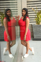 Shravya Reddy in Short Tight Red Dress Spicy Pics ~  Exclusive Pics 034.JPG