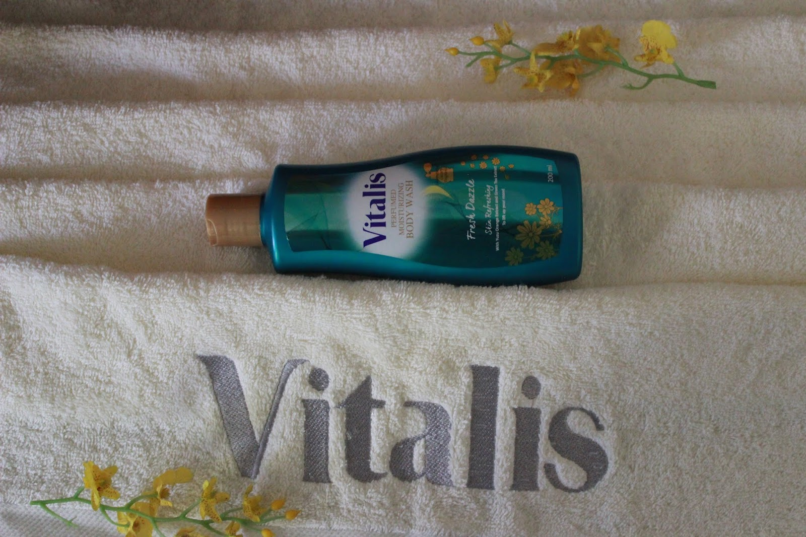 Vitalis Body Wash Fresh Dazzle
