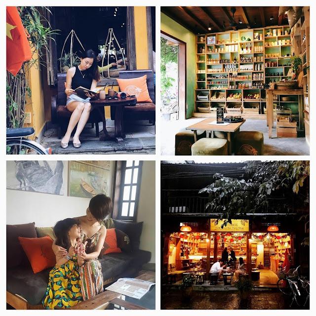 Danh sách các quán cafe nổi tiếng tại Hội An