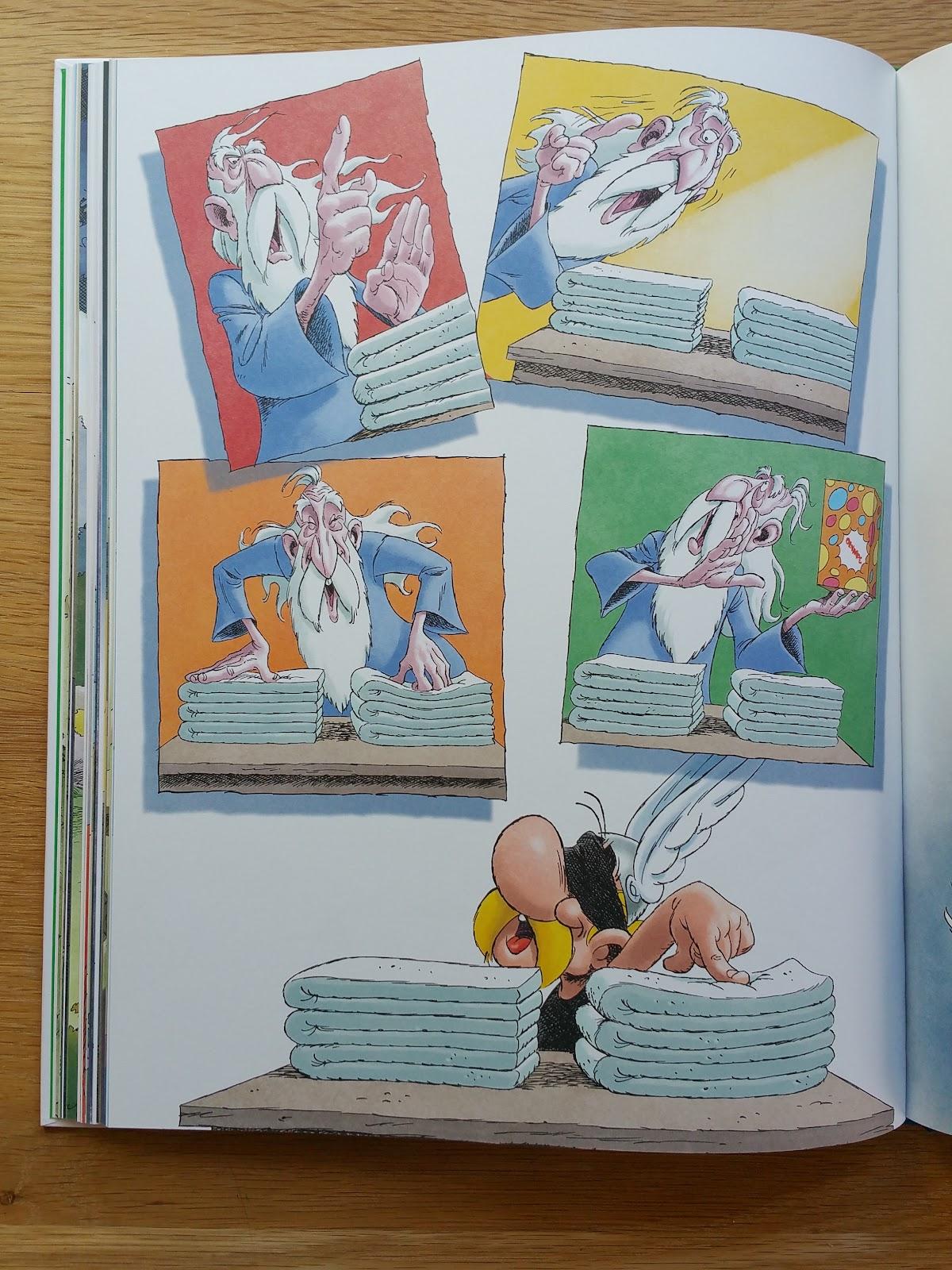 Astérix Les 12 travaux dAstérix Albert Uderzo René Goscinny