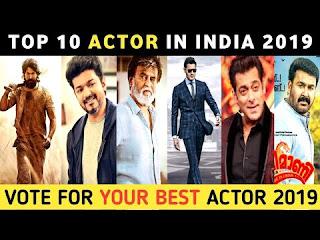 Best Actor India 2019