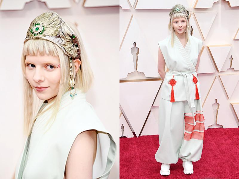 Aurora The Oscars 2020