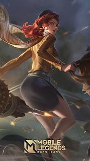 Esmeralda Lady Thief Heroes Mage Tank of Skins