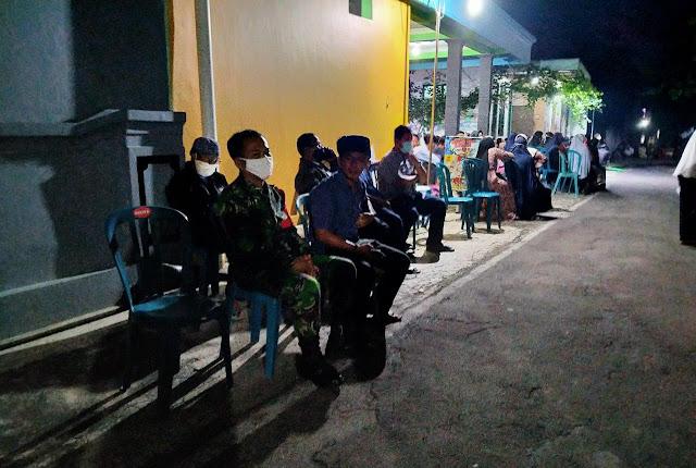KodimKaranganyar - Peran Aktif Babinsa Aris Gunanto Dalam Pelaksanaan Lelayu di Wilayah Binaan
