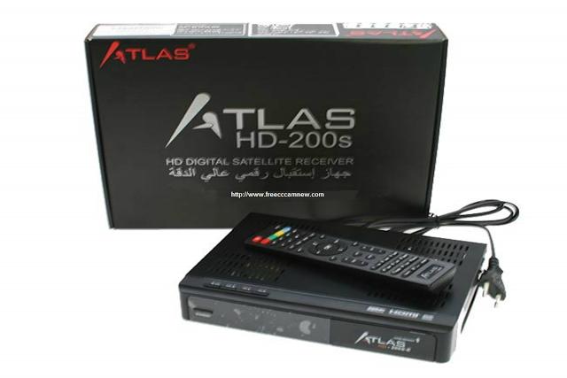 ملف قنوات جاهز لجهاز ATLAS 200S,ملف قنوات جاهز لجهاز, ATLAS 200S,