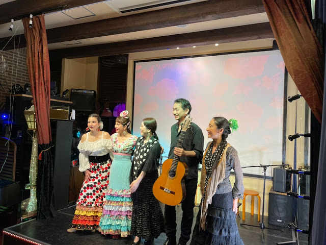 Flamenco Live PASION DE FUKUOKA Vol.13 / DOMUS SPRING Flamenco 2021