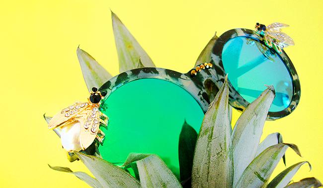 giveaway, sunglasses, Maude Studio