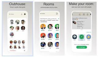 تحميل تطبيق Clubhouse لهواتف الاندرويد