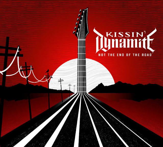 """Ο δίσκος των Kissin' Dynamite """"Not The End Of The Road"""""""