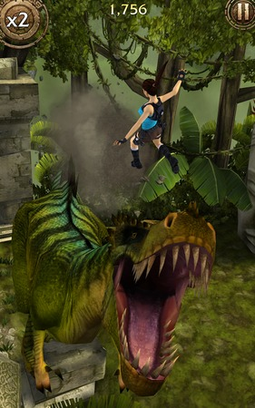 Lara Croft - Relic Run Tips and Tricks