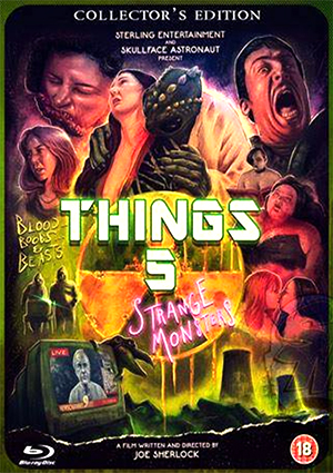 things 5 strange monsters