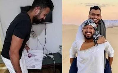 بعد وفاة حفناوي ... إصابة اليوتيوبر عمرو راضي إثر اصطدام سيارته بالرصيف