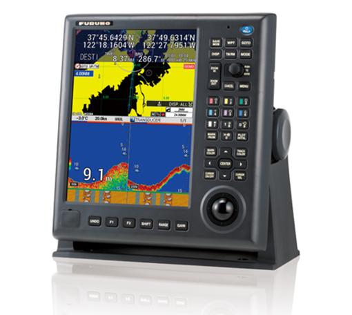Jual GPS atau WAAS Chart Plotter