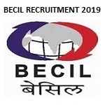 BECIL PCM, PCC Recruitment 2019