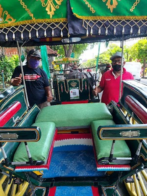 Dokar City Tour Denpasar Beroperasi Terapkan Prokes, Sabtu-Minggu Gratis