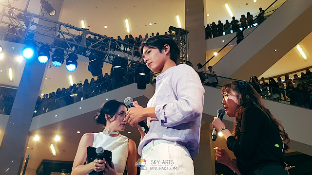 Park Bo Gum 박보검 BOGUMMY In Malaysia Samsung Galaxy S9 Launch #ParkBoGuminMY