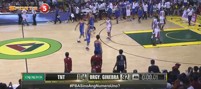 TNT KaTropa def. Ginebra, 104-92 (REPLAY VIDEO) September 18