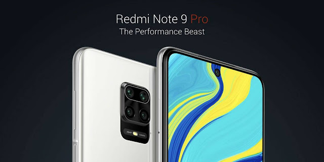 Redmi Note 9 Pro first sales .