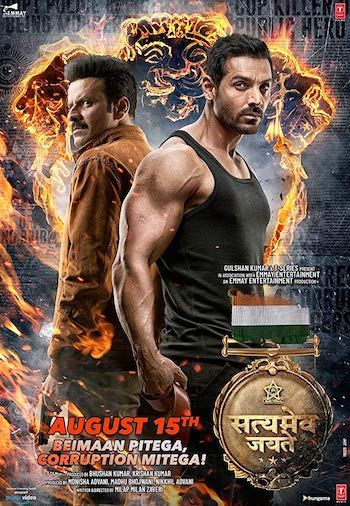 Satyameva Jayate 2018 Hindi Full Movie Download