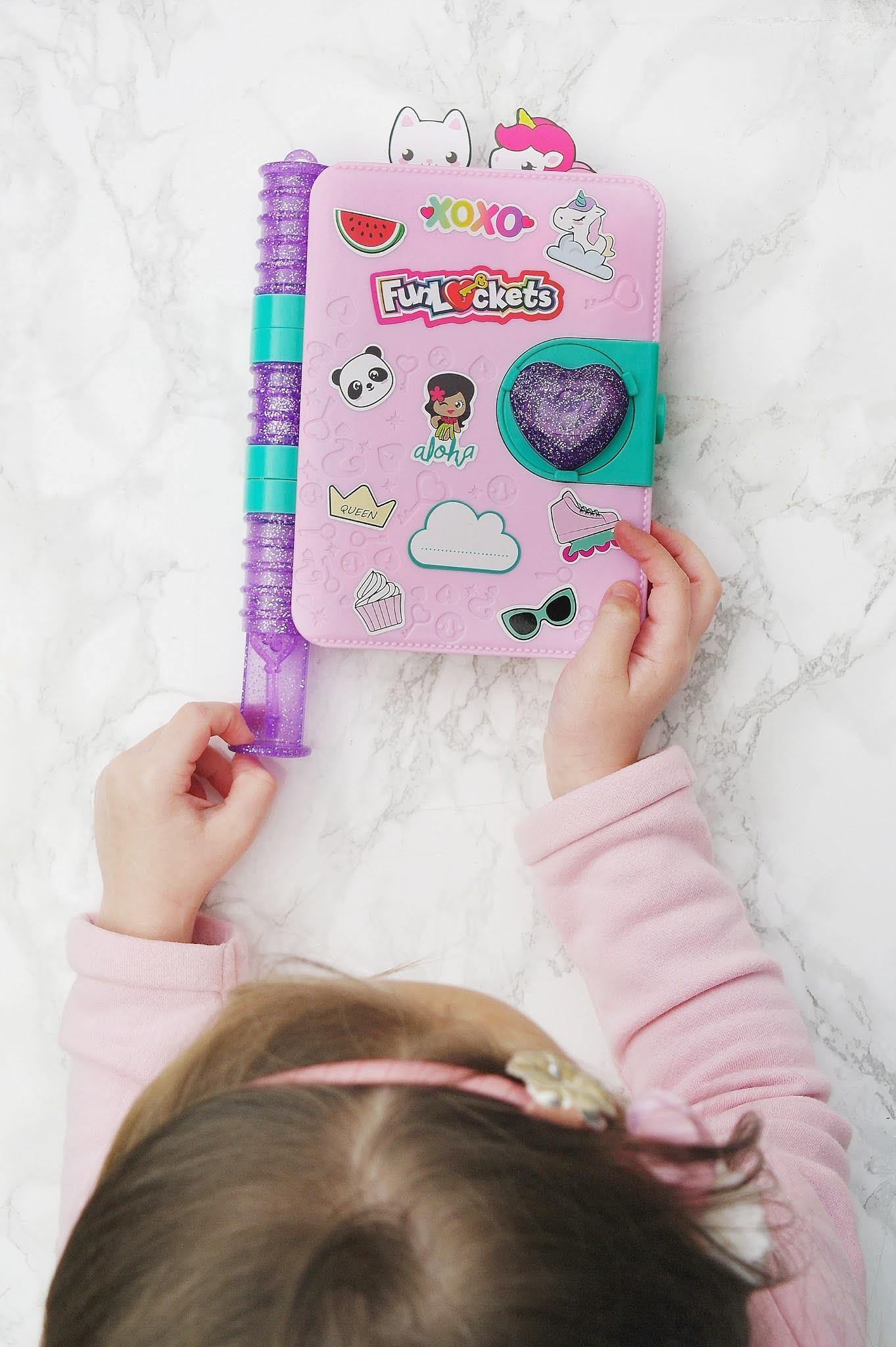 funlockets diary