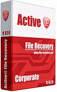 تفعيل برنامج Active File Recovery Pro