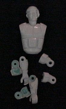 1995 Star Brigade Falcon, Unproduced, Prototype