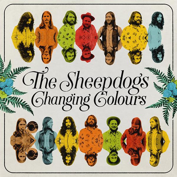 Mejores discos de lo que llevamos de 2018 Sheepdogs