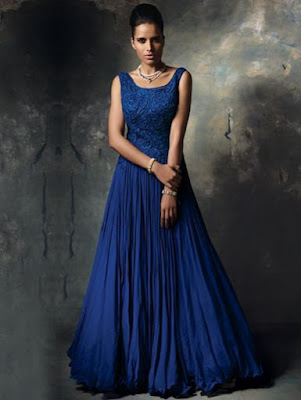 Mokshaa Gown Collections