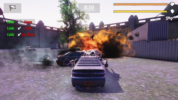 Strike Cars PC Full Español