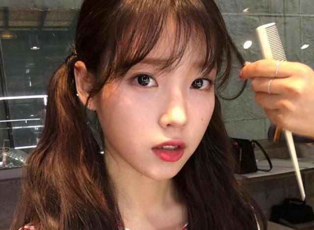 Gaya Rambut Terbaik  Artis Korea UI