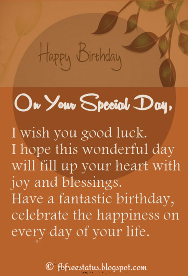 Best Happy Birthday Wishes And Quotes
