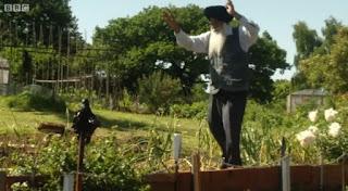 Mr Singh dancing