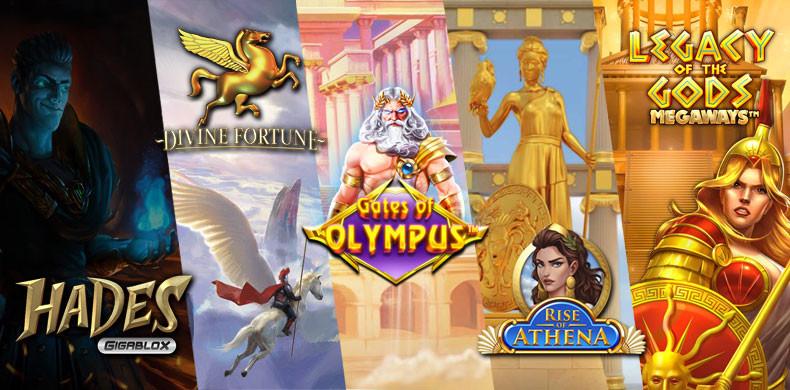 Daftar Slot Yunani