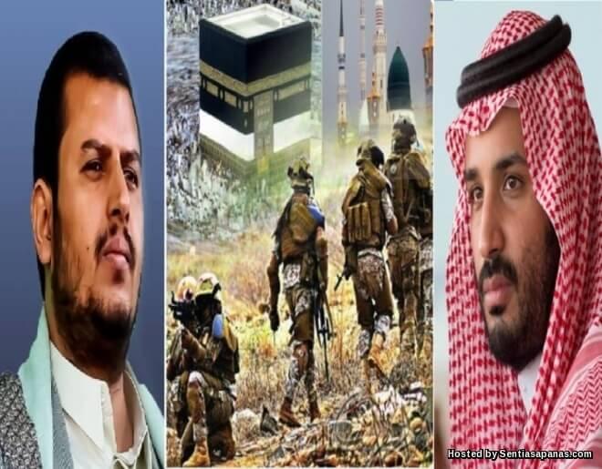 Siapa Puak Houthi