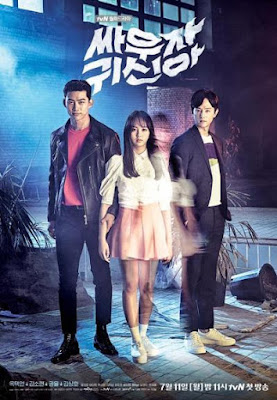 Download Drama Korea Let's Fight Ghost Subtitle Indonesia