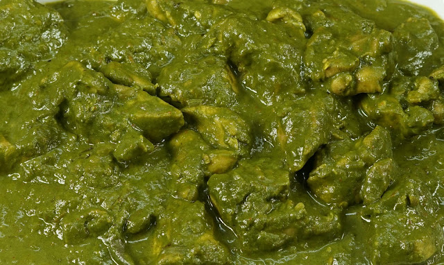 Palak-Chicken-Recipe