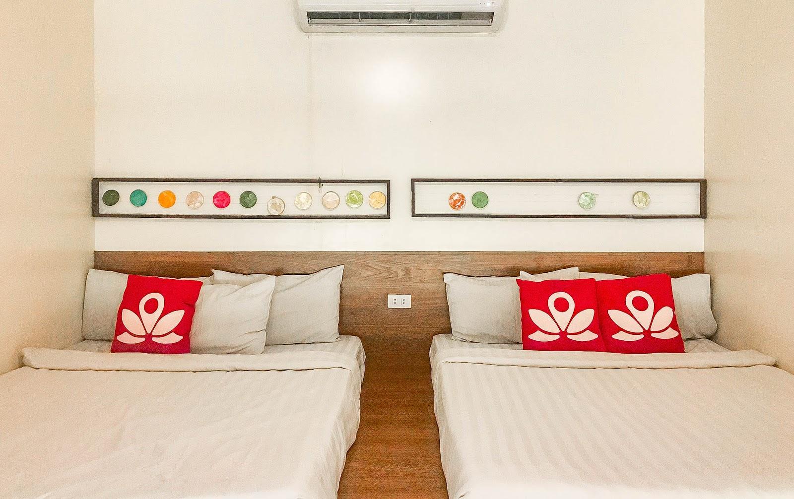ZEN Rooms: The Selah Garden Hotel - Pasay; Zenrooms voucher