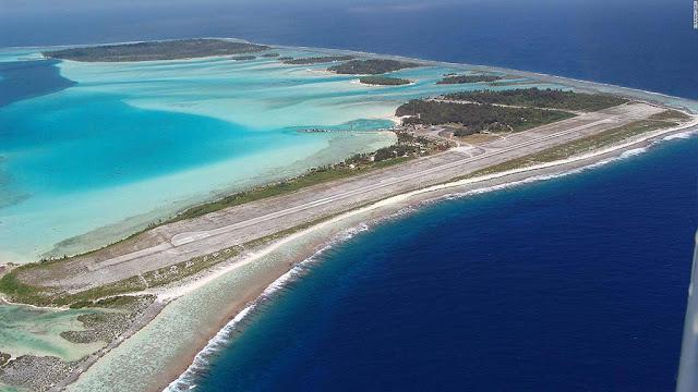 Sân bay Bora Bora, Pháp