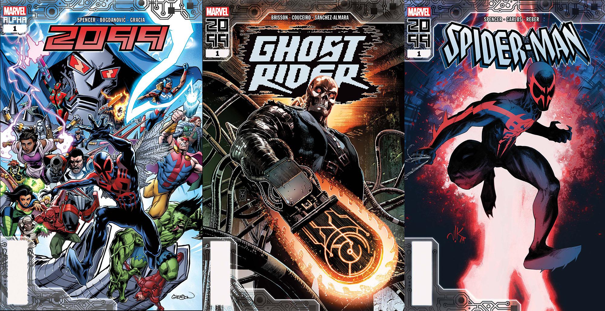 Marvel 2099 2019
