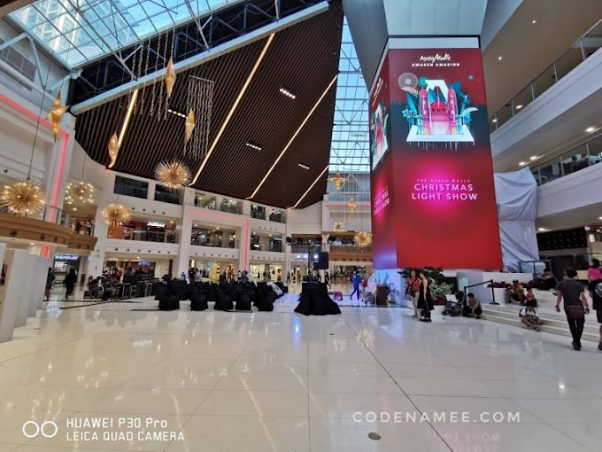 In Photos: The New Glorietta Activity Center And Top Of The Glo Japan Town
