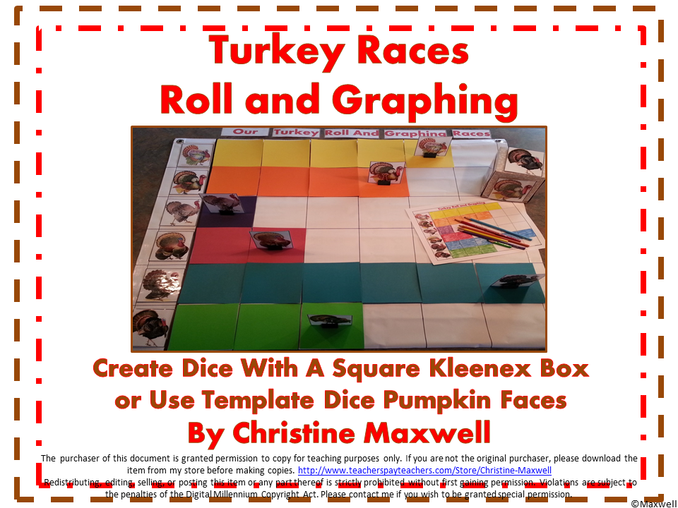 Hand to heart winter snowman roll and graph using cube for Snowman pocket tissues