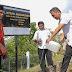 Sihar Kunjungi Tugu Titik Nol Islam Nusantara dan Makam Mahligai di Tapteng