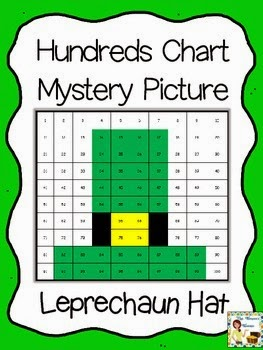 https://www.teacherspayteachers.com/Product/FREE-St-Patricks-Day-Leprechaun-Hat-Hundreds-Chart-Mystery-Picture-1120352