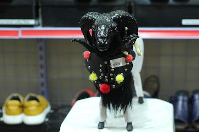 Miniatur Domba Garut Terbaik