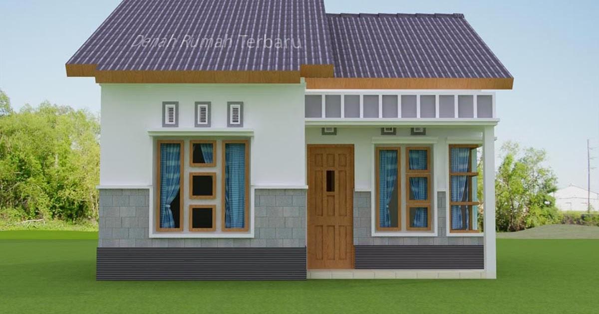 Desain Eksterior Rumah Minimalis Type 36 Desain Rumah